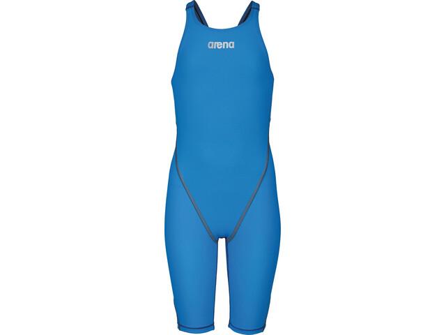Badpak Short.Arena Powerskin St 2 0 Short Leg Open Badpak Kinderen Blauw L